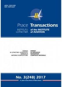 Prace Instytutu Lotnictwa 248 (3/2017)