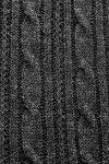 Funkcjonalny sweter 3 w 1 ciążowy i do karmienia 2013 grafit 5
