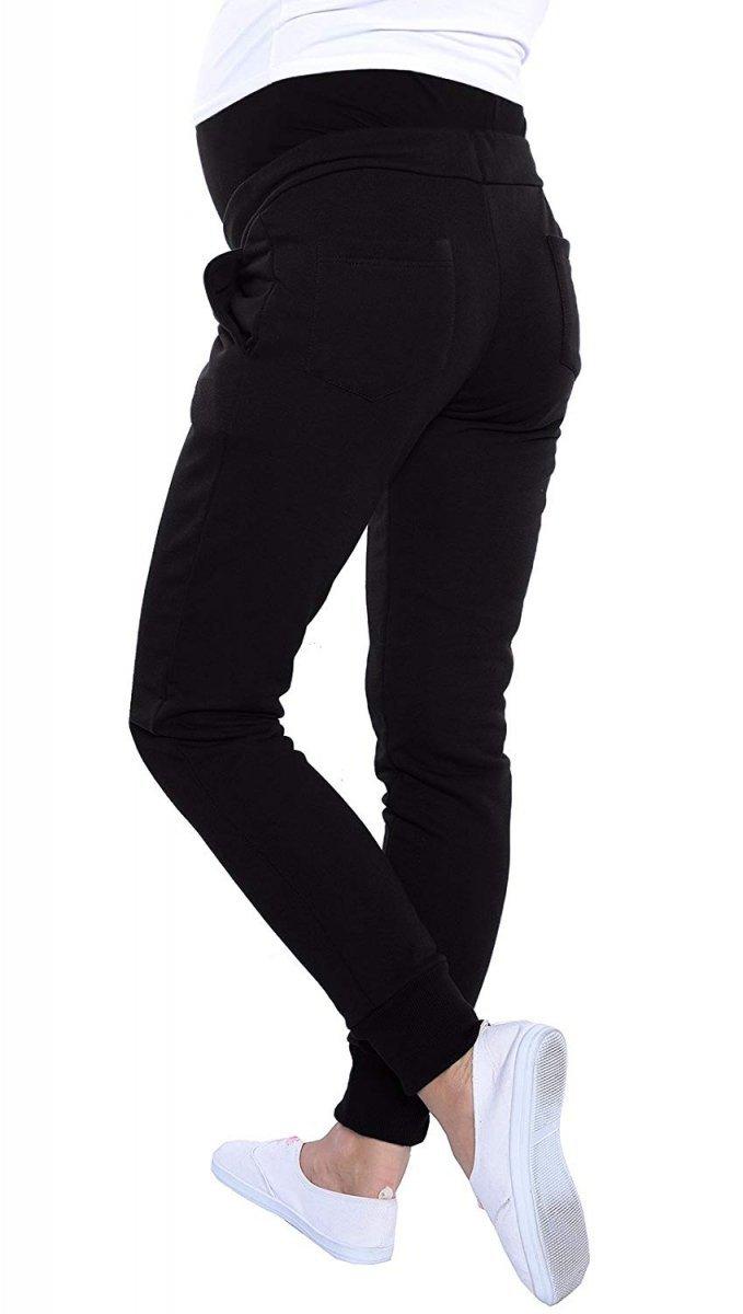 a55cb454 Wygodne spodnie dresowe 4060/3778 czarny