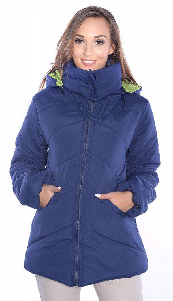 kurtka zimowa 3 w1 (dodatkowe 2 panele) 1108 niebieski 2