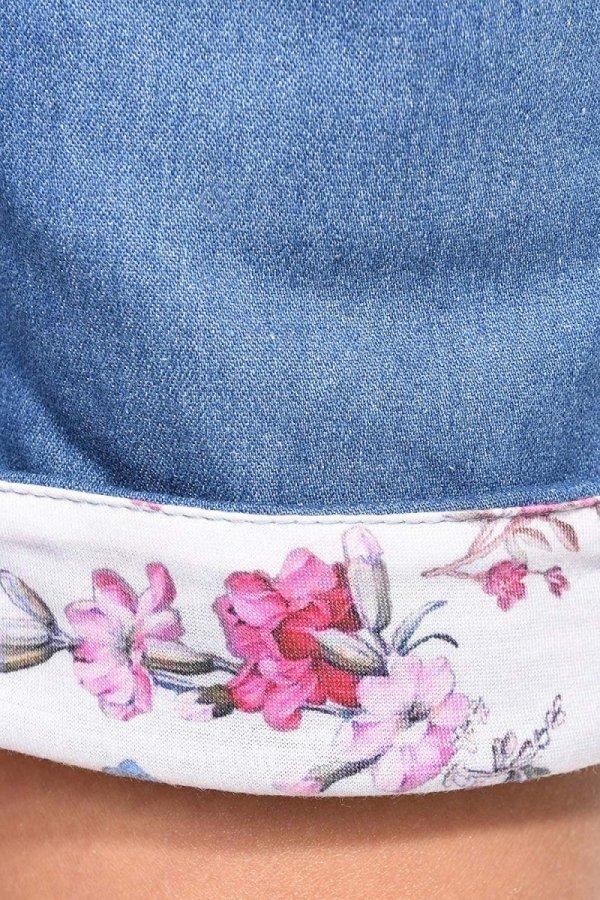 MijaCulture - spodenki ciążowe Mia 5