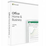 Microsoft Office 2019 Home & Business dla Użytkowników Domowych i Małych Firm T5D-03205