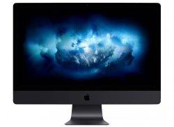 iMac Pro 27 Retina 5K Xeon W-2150B 10 rdzeni/128GB/4TB SSD/Radeon Pro Vega 64 16GB/macOS High Sierra/Space Gray