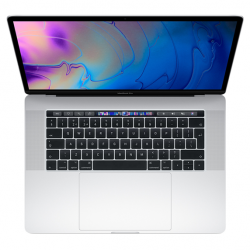 MacBook Pro 15 Retina Touch Bar i9-9880H / 32GB / 2TB SSD / Radeon Pro 560X / macOS / Silver (2019)