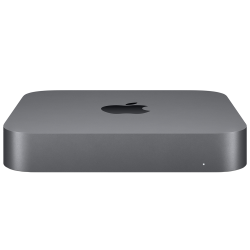 Mac mini i7-8700 / 64GB / 256GB SSD / UHD Graphics 630 / macOS / Gigabit Ethernet / Space Gray