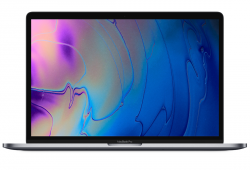 MacBook Pro 15 Retina TrueTone TouchBar i7-8850H/16GB/512GB SSD/Radeon Pro Vega 16 4GB/macOS High Sierra/Silver
