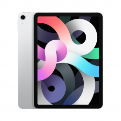 Apple iPad Air 4-generacji 10,9 cala / 64GB / Wi-Fi / Silver (srebrny) 2020 - nowy model