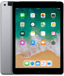 Nowy iPad 9,7 32GB LTE Wi-Fi Space Gray