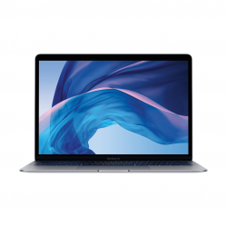 MacBook Air Retina i3 1,1GHz  / 16GB / 256GB SSD / Iris Plus Graphics / macOS / Space Gray (gwiezdna szarość) 2020 - nowy model