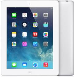 Apple iPad 4 Retina 128GB Wi-Fi 4G Biały