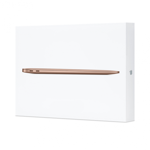MacBook Air Retina i3 1,1GHz  / 8GB / 512GB SSD / Iris Plus Graphics / macOS / Gold (złoty) 2020 - nowy model