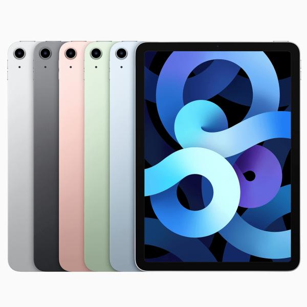 Apple iPad Air 4-generacji 10,9 cala / 64GB / Wi-Fi / Rose Gold (różowe złoto) 2020 - nowy model