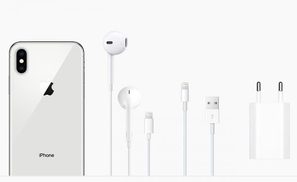 Apple iPhone Xs 256GB Silver (srebrny)