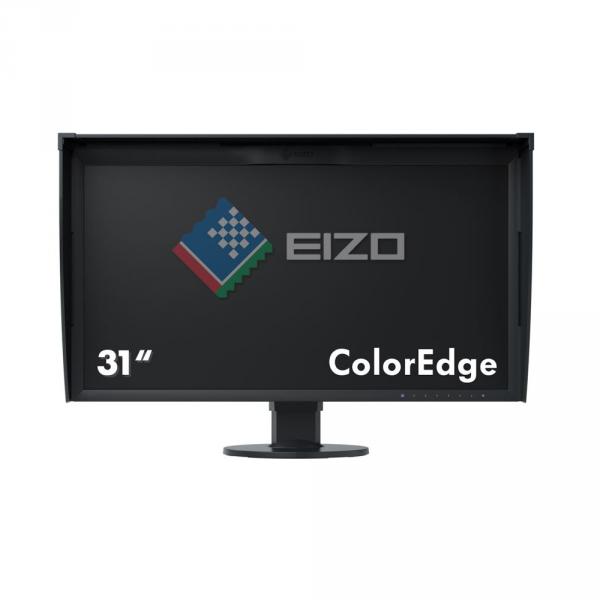 EIZO ColorEdge CG318 32 4K IPS  + Kaptur