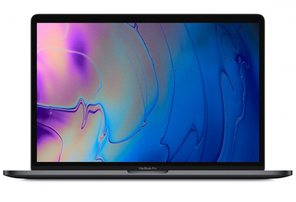 MacBook Pro 15 Retina TrueTone TouchBar i7-8750H/16GB/256GB SSD/Radeon Pro 555X 4GB/macOS High Sierra/Space Gray