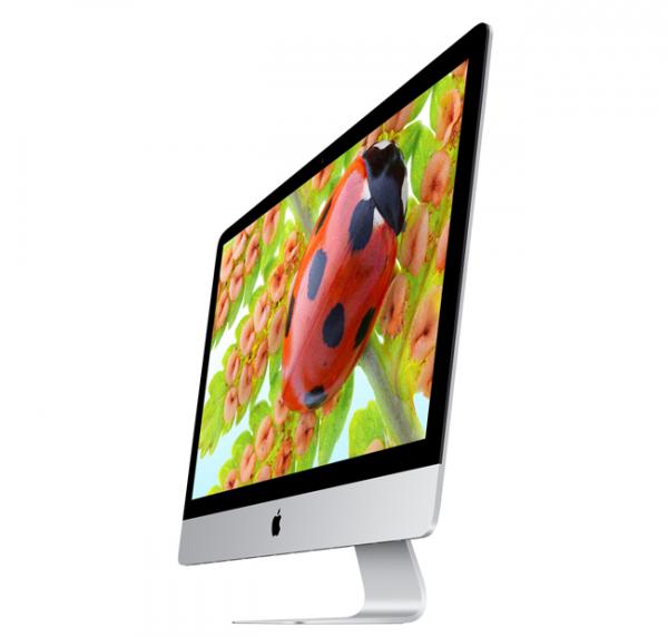 """iMac 21,5"""" Retina 4K i5-7400/8GB/256GB SSD/Radeon Pro 555 2GB/macOS Sierra"""