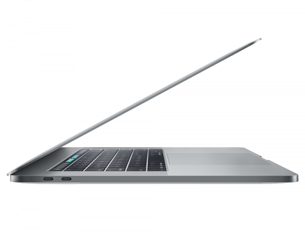 MacBook Pro 15 Retina TouchBar i7-7920HQ/16GB/256GB SSD/Radeon Pro 555 2GB/macOS Sierra/Space Gray