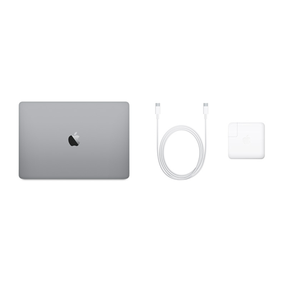 MacBook Pro 15 Retina Touch Bar i9-9880H / 16GB / 512GB SSD / Radeon Pro 560X / macOS / Space Gray (2019)