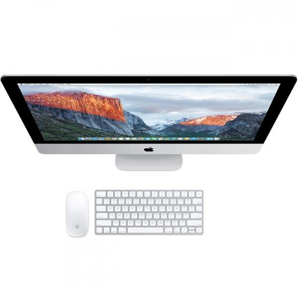 """iMac 21,5"""" Retina 4K i7-7700/8GB/256GB SSD/Radeon Pro 555 2GB/macOS Sierra"""