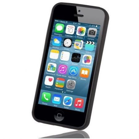 dbramante1928 BILLUND Etui skórzane do iPhone 5 5S SE Brązowe