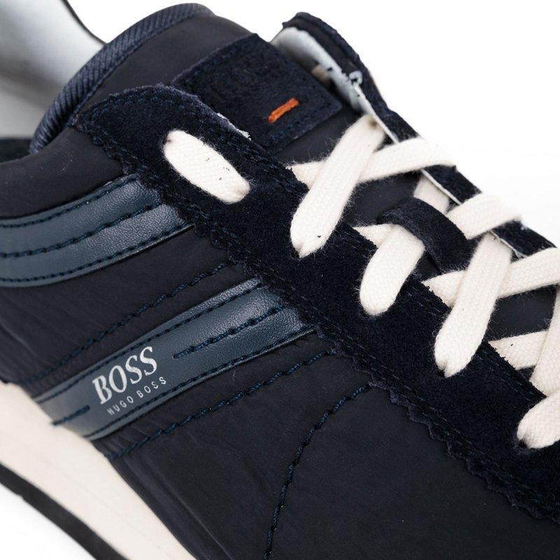 dbc76e20a5ee0 Hugo Boss Orange buty męskie sportowe Adrean - WYPRZEDAŻ