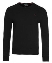 Tommy Hilfiger Jeans bluza męska czarna