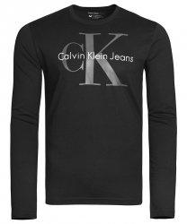 CALVIN KLEIN JEANS LONGSLEEVE MĘSKI CZARNY
