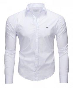 Lacoste stretch koszula męska Slim Fit