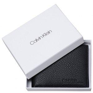 Calvin Klein portfel męski skóra CK BOMBE BILLFOLD 8CC K50K505654