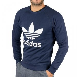 Adidas Originals bluza granatowa męska AY7793