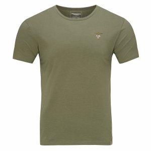 Aeronautica Militare t-shirt koszulka c-neck męska khaki