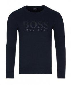 Hugo Boss bluza męska granatowa