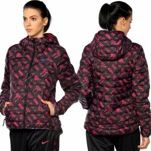 Nike kurtka damska czarna Victory 550 Hood Black 683865 607