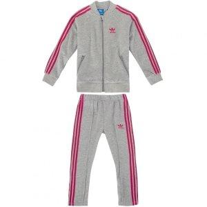 Adidas Originals dziecięcy dres sportowy komplet BK4630