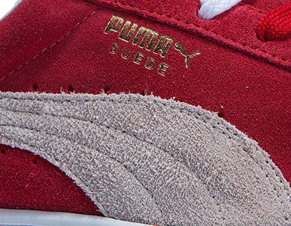 PUMA BUTY MĘSKIE SUEDE CLASSIC 352634 05