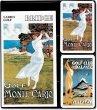 Ladies Golf - 2 talie kart + bloczek