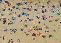 Puzzle Plaża Piatnik
