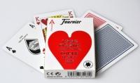 Karty Fournier Standard Poker 100% Plastik 2500