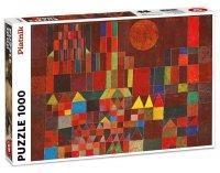 Puzzle Klee, Burg & Sonne 1000el.