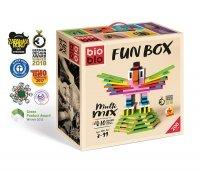 Bioblo 200 klocków Fun Box
