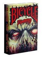 Karty Bicycle Zombified