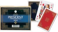 Karty Piatnik President - 2 talie