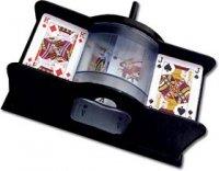 Piatnik Maszynka do tasowania kart na korbkę