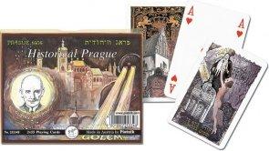 Karty Piatnik Historyczna Praga