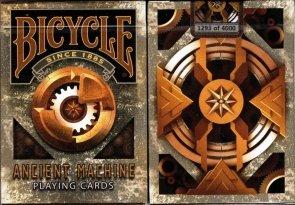 Bicycle Ancient Machine