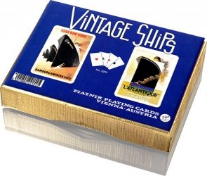 Vintage Ships - 2 talie