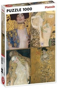 Puzzle Piatnik Klimt Collection