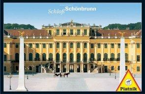 Puzzle Piatnik Schonbrunn