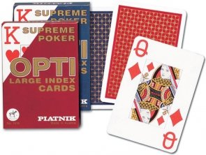 Karty Piatnik Opti poker