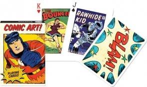 Vintage Comic Art